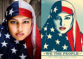 Dear Muslim Mother on Fourth ofJuly: